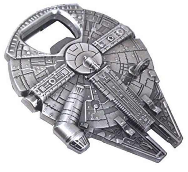 Millenium Falcon Novelty Fun Bottle Opener