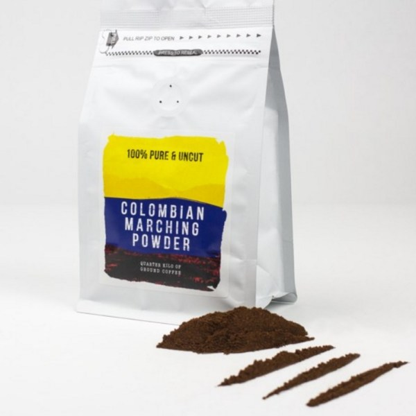 Colombian Marching Powder