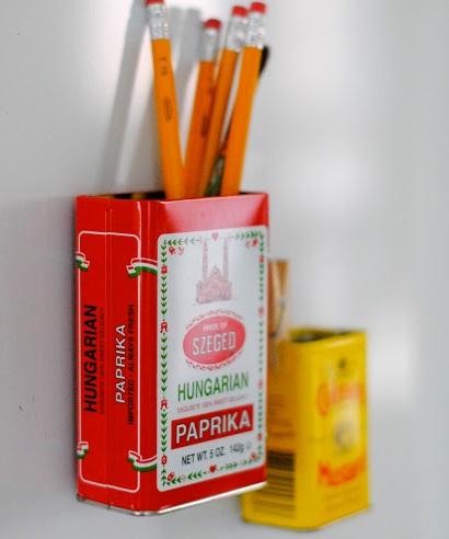 Storage Container Fridge Magnets