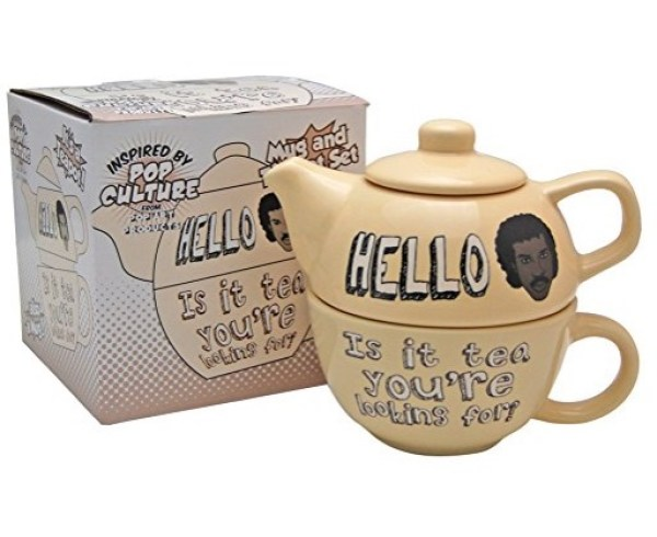 Hello Is It Tea You're Looking For? Teapot