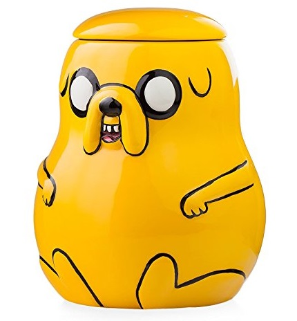 Jake Cookie Jar
