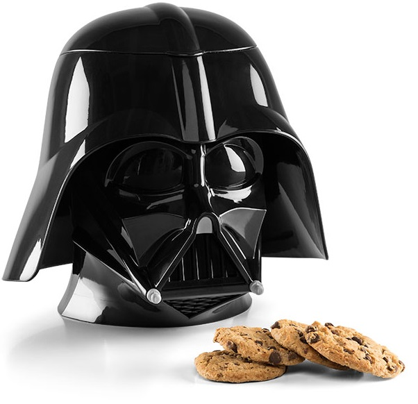 Darth Vader Talking Cookie Jar