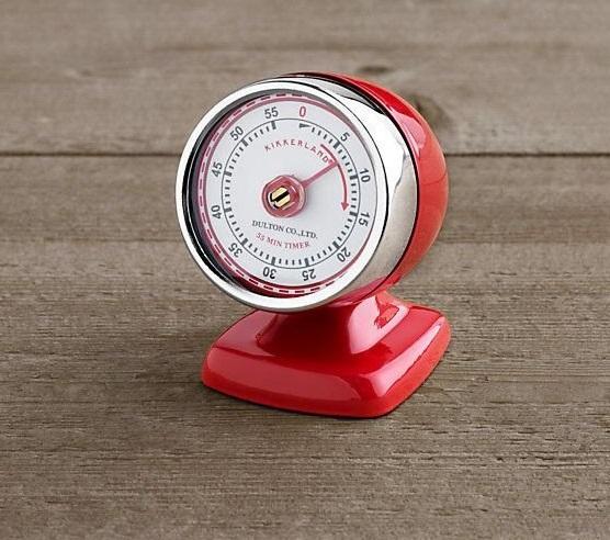 Vintage Scales Kitchen Timer