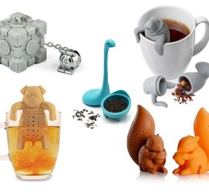 Top 10 Amazing, Nerdy and Unusual Loose-Leaf Tea Infusers