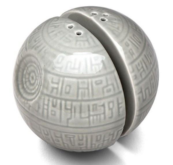 Death Star Salt & Pepper Pots