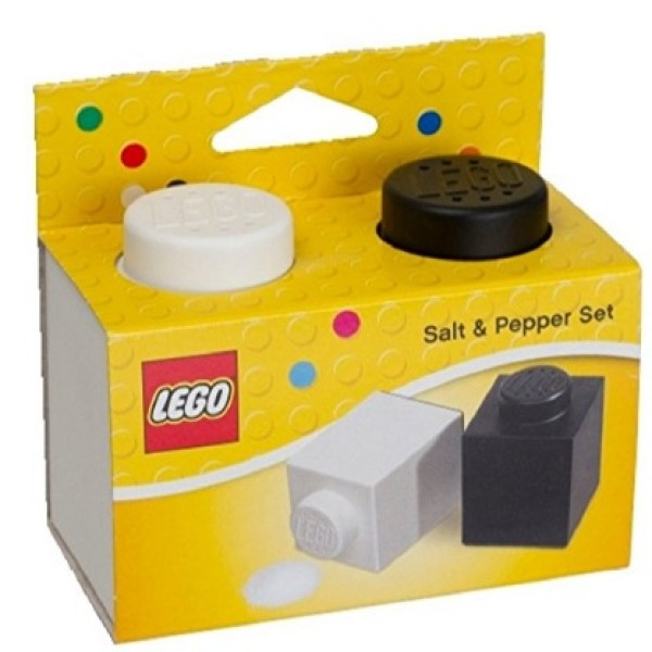 Lego Salt & Pepper Pots