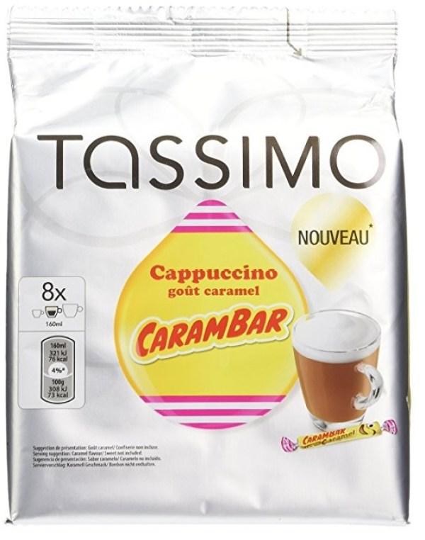Cappuccino Carambar