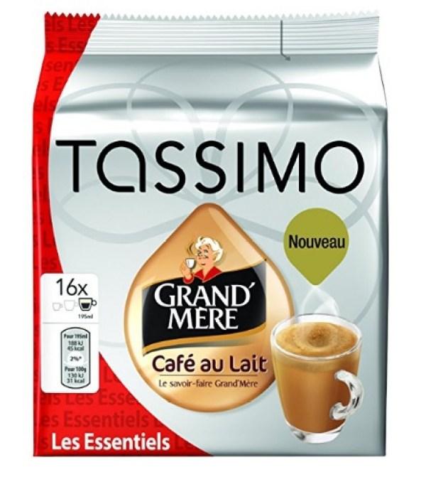 Grand Mère Café Au Lait