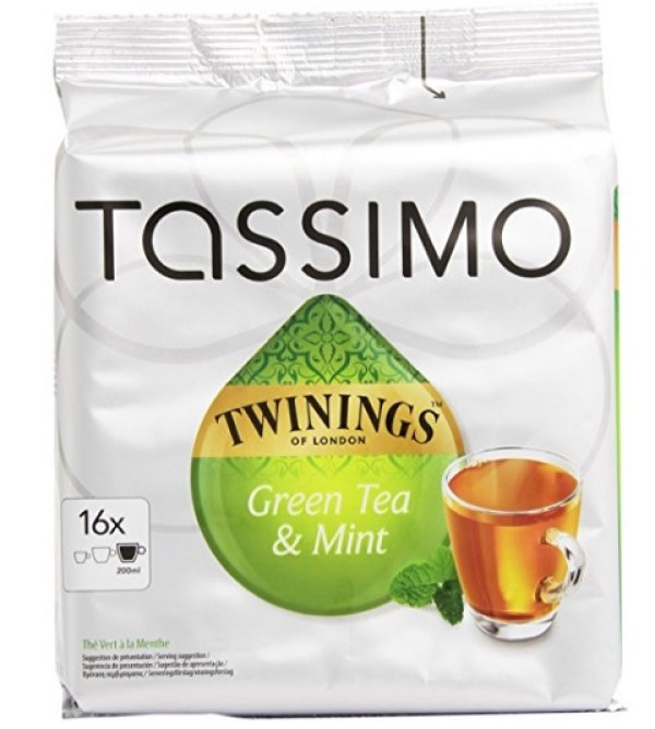 Twinings Green Tea & Mint
