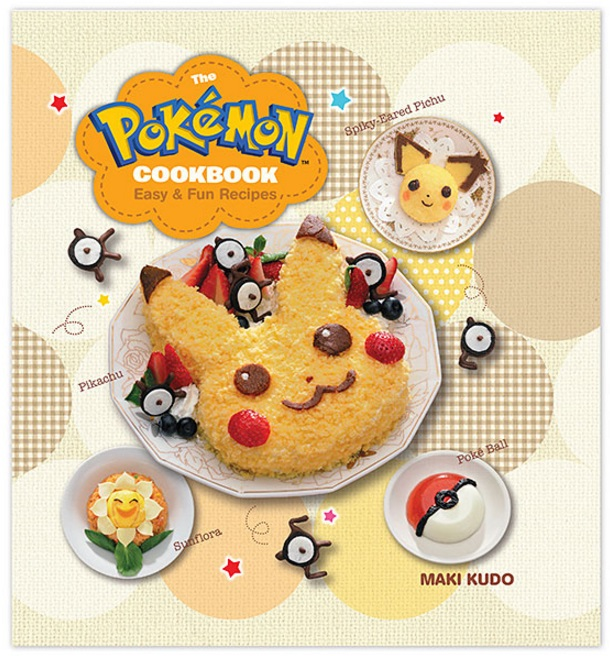 Pokémon Cookbook