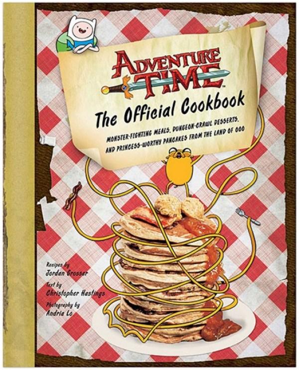 Adventure Time Cookbook