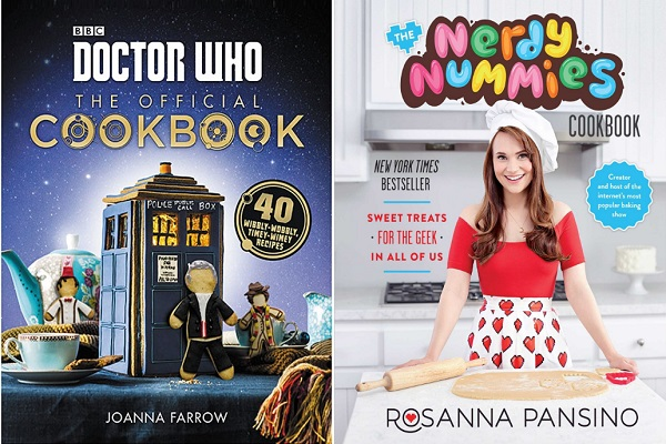 Top 10 Weird, Unusual and Nerdy Cookbooks