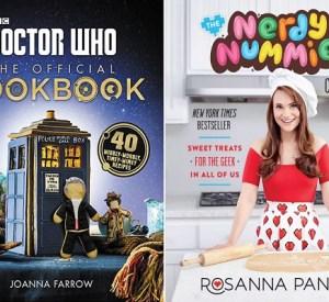 Top 10 Weird, Unusual and Nerdy Cookbooks
