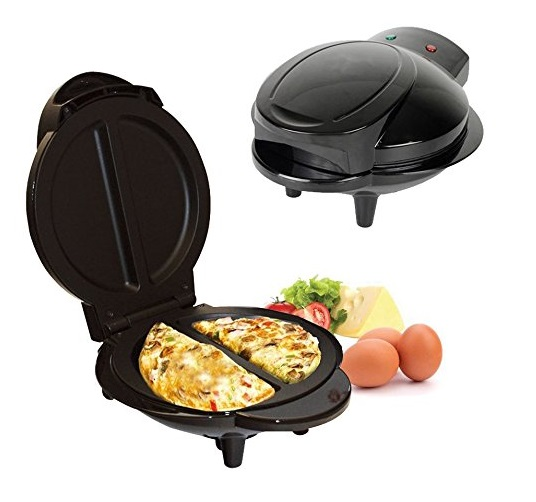 Electric Non-Stick Omelette Maker