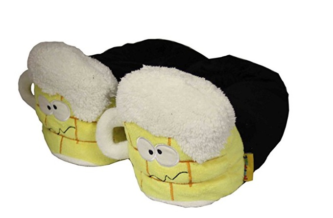 Beer Slippers
