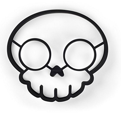 Skull Fried Egg Shaper