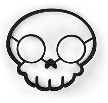 Skull Fried Egg Shaper