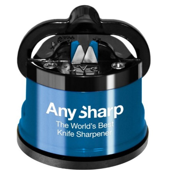 Knife Sharpener with PowerGrip