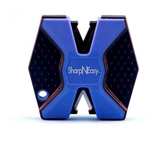 Sharp-N-Easy Non-Slip Knife Sharpener