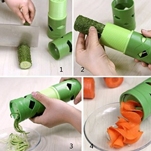 Multifunction Vegetable Fruit Spiralizer