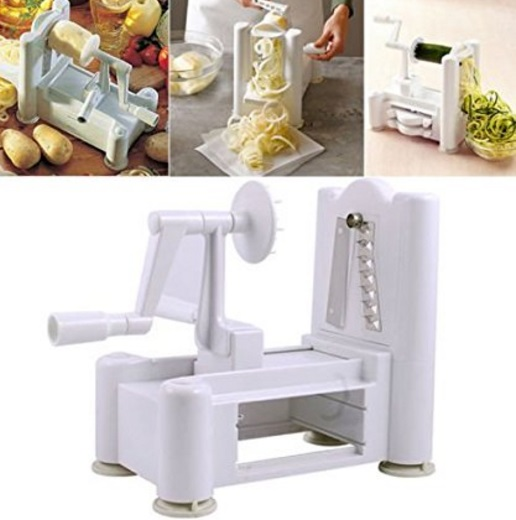 Vegetable Fruit Slicing Spiralizer