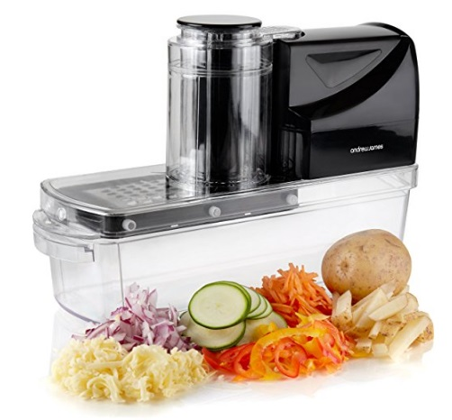 Electric Mandoline Vegetable Cutter/Dicer