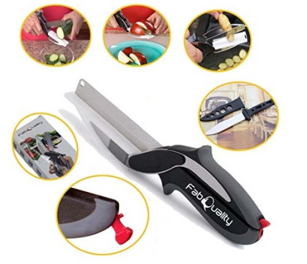 Clever Cutter Knife Vegetable Cutter/Dicer