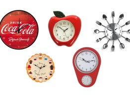 Top 10 Amazing and Unusual Novelty Kitchen Wall Clocks