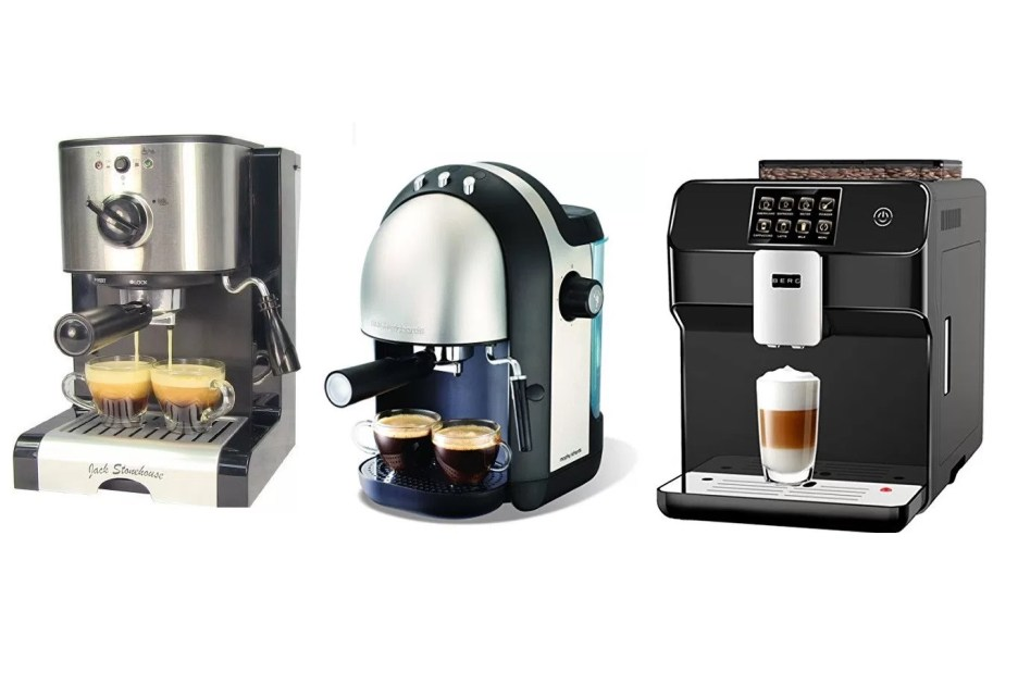 Top 10 Very Best Espresso/Cappuccino Coffee Machines You Can Buy