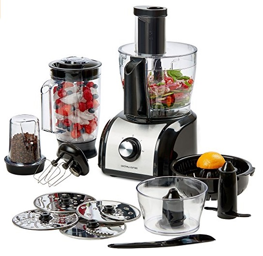 Andrew James Multi-Functional Food Processor