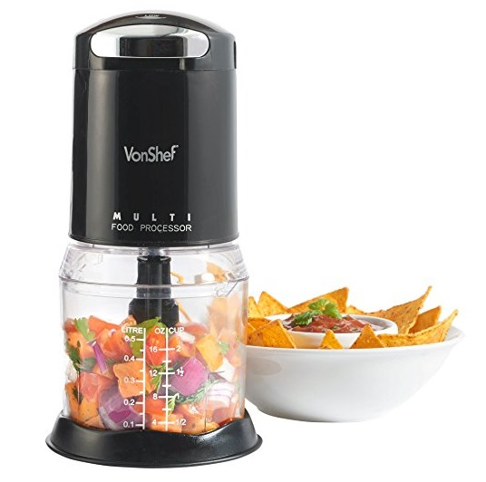 VonShef Mini Food Processor
