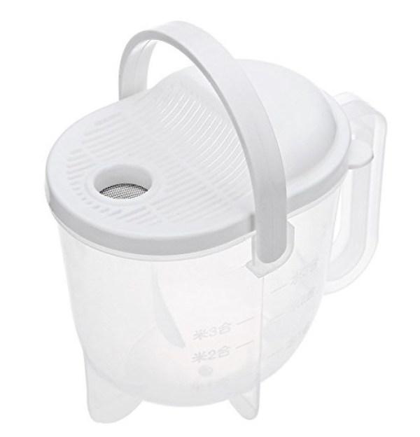 Rice Washer Machine by Purposefull