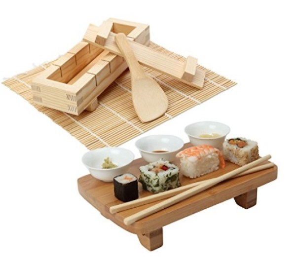 The Ultimate Sushi Maker Kit by Buzz