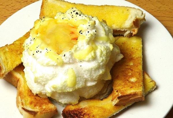 Egg Volcanos