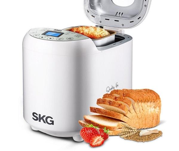 SKG 2 lb Programmable Bread Maker