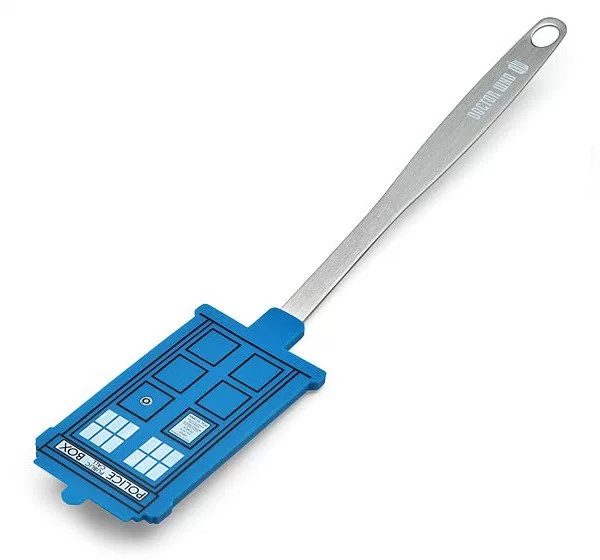 Doctor Who Tardis Spatula