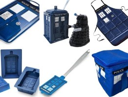 Ten Amazing Kitchen Gadgets Shaped Like the TARDIS From Dr Who