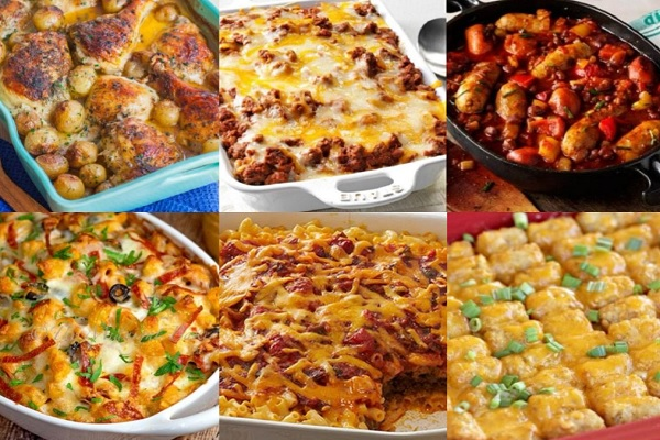 Ten Amazing Ways to Make a Casserole and All the Recipes