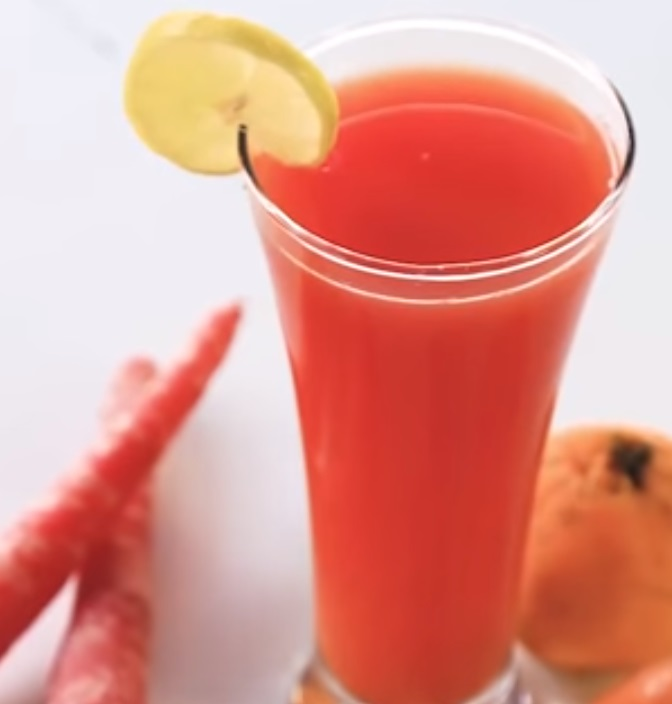 Orange Detox Drink