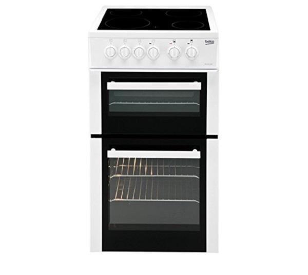 Beko BDC5422AW Freestanding Electric Cooker