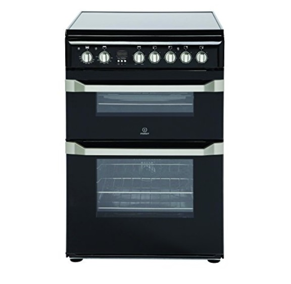 Indesit ID60C2KS Freestanding Electric Cooker