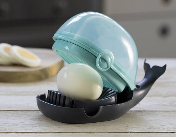 Humphrey the Whale Fruit and Egg Slicer