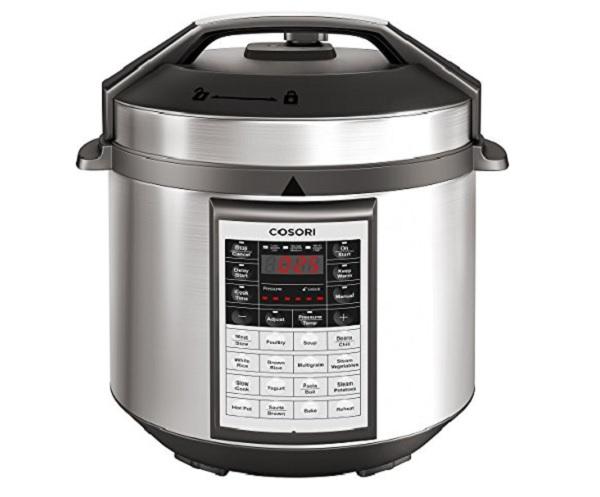 Cosori 8-in-1 Premium Pressure Cooker