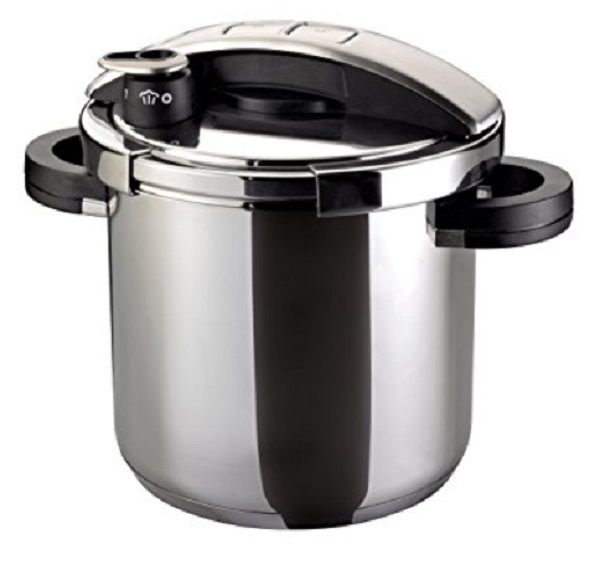 Raymond Blanc Silver Pressure Cooker