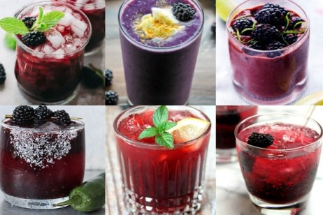 Ten of the Very Best Recipes for Drinks You Can Make With Blackberries