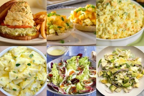 Ten Amazing Recipes for Egg Salad You Will Love Anytime of the Day