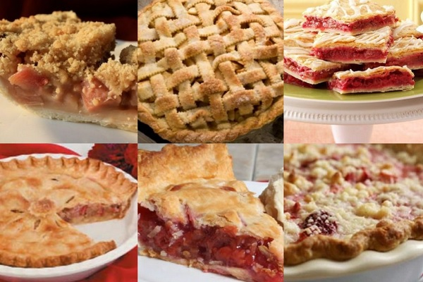 Ten Amazing Ways to Make a Rhubarb Pie You Need to Try