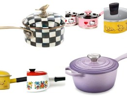 Ten Crazy, Weird and Unusual Saucepan Sets Money Can Buy