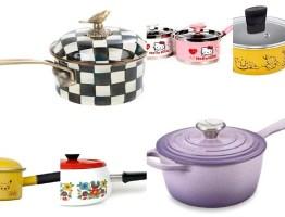 Ten Crazy, Weird and Unusual Saucepan Sets Money Can Buy