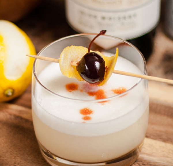 Teeling Irish Whiskey Sour